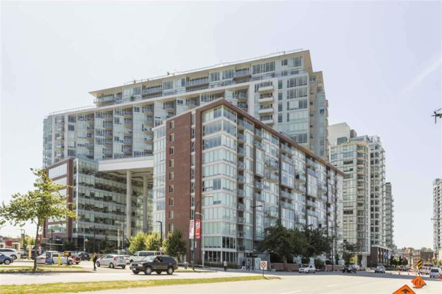 1618 Quebec Street #717, Vancouver, BC V6A 2W5 (#R2322066) :: TeamW Realty
