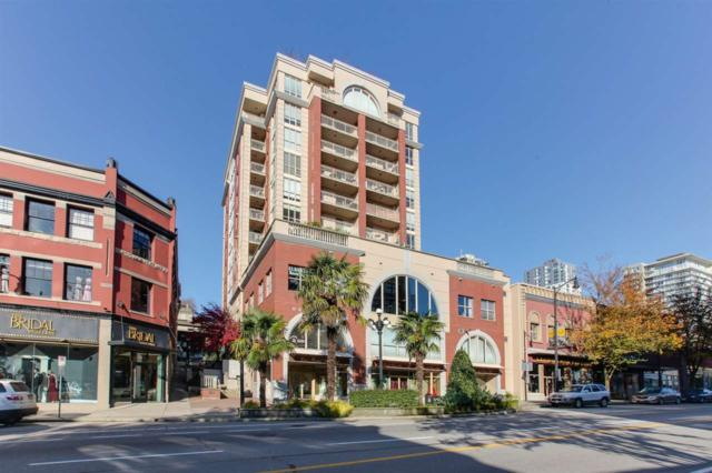 680 Clarkson Street #405, New Westminster, BC V3M 6X9 (#R2322081) :: West One Real Estate Team