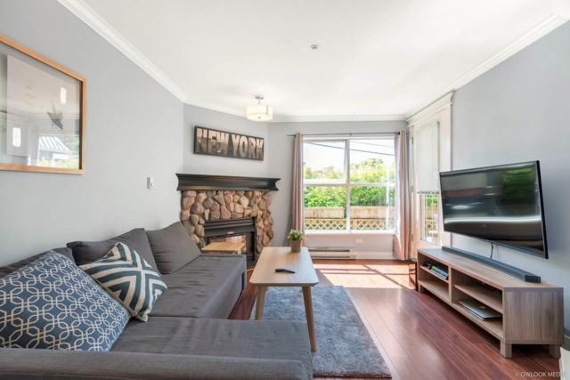 509 Carnarvon Street #114, New Westminster, BC V3L 5S4 (#R2322107) :: West One Real Estate Team