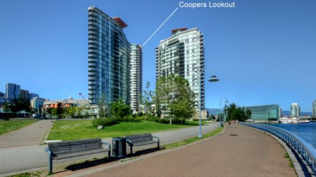 33 Smithe Street #2905, Vancouver, BC V6B 0B5 (#R2322115) :: TeamW Realty