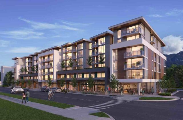 37881 Cleveland Avenue #419, Squamish, BC V0V 0V0 (#R2322133) :: West One Real Estate Team