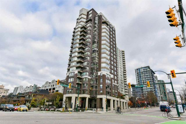 1003 Pacific Street #501, Vancouver, BC V6E 4P2 (#R2322148) :: TeamW Realty