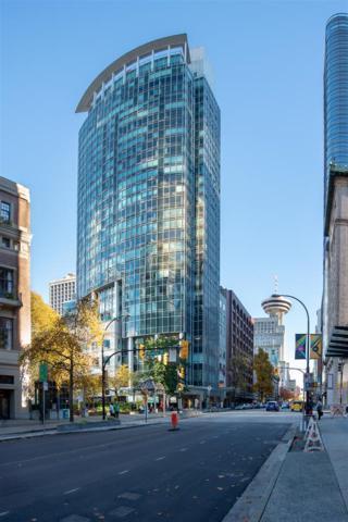 837 W Hastings Street #1404, Vancouver, BC V6C 3N7 (#R2322151) :: TeamW Realty
