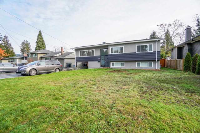 819 Rondeau Street, Coquitlam, BC V3J 5Z4 (#R2322198) :: West One Real Estate Team