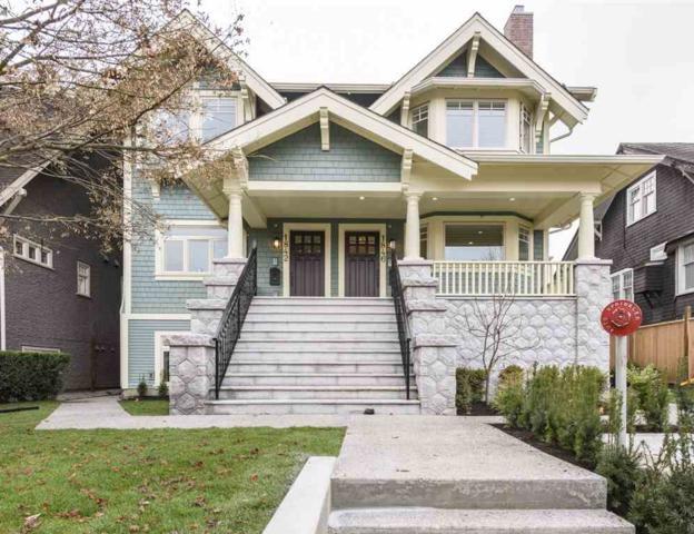 1846 W 14 Avenue, Vancouver, BC V6J 2J9 (#R2322222) :: TeamW Realty