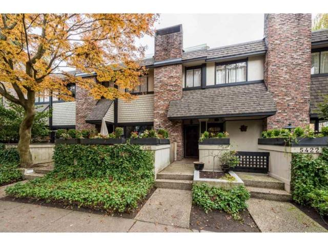 Yew Street #5416, Vancouver, BC V6M 3X8 (#R2322252) :: Premiere Property Marketing Team