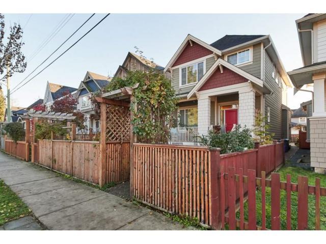 17312 2 Avenue, Surrey, BC V3S 9P9 (#R2322253) :: West One Real Estate Team