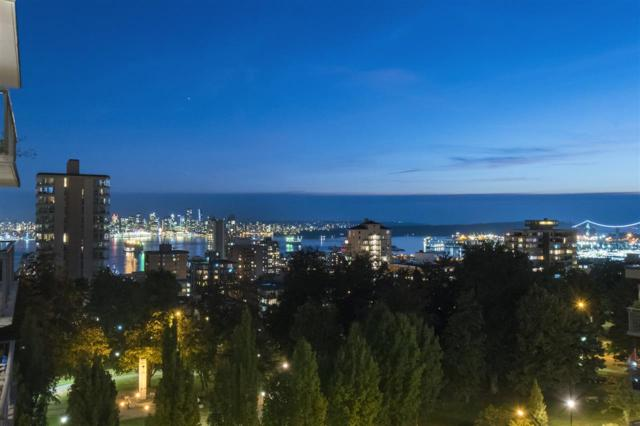 140 E Keith Road #804, North Vancouver, BC V7L 1T8 (#R2322262) :: West One Real Estate Team