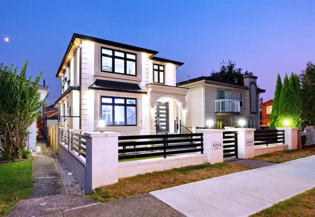 1012 E 58TH Avenue, Vancouver, BC V5X 1W7 (#R2322396) :: West One Real Estate Team