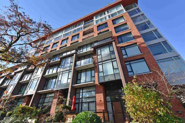 2321 Scotia Street #802, Vancouver, BC V5T 4L7 (#R2322411) :: TeamW Realty