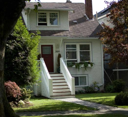 3160 W 28TH Avenue, Vancouver, BC V6L 1X5 (#R2322422) :: West One Real Estate Team
