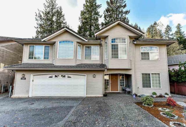 1460 Dormel Court, Coquitlam, BC V3E 3B2 (#R2322436) :: West One Real Estate Team