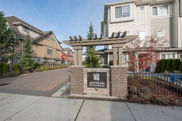 9811 Ferndale Road #10, Richmond, BC V6Y 1X4 (#R2322518) :: West One Real Estate Team
