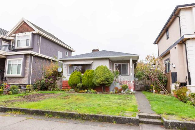 453 E 61ST Avenue, Vancouver, BC V5X 2B7 (#R2322585) :: West One Real Estate Team