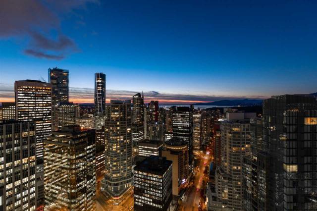 1077 W Cordova Street #3405, Vancouver, BC V6C 2C6 (#R2322609) :: TeamW Realty