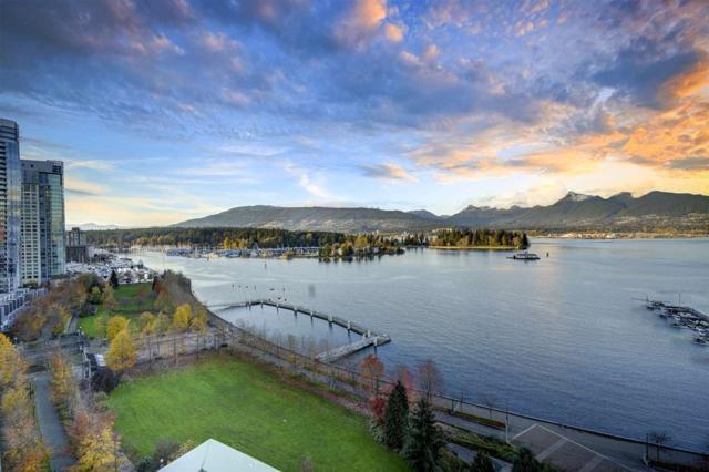 1139 W Cordova Street #1102, Vancouver, BC V6C 0A1 (#R2322621) :: TeamW Realty