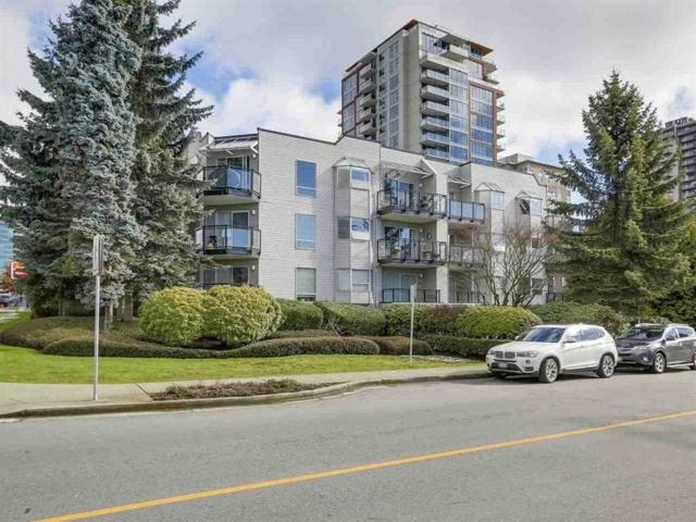 1550 Chesterfield Avenue #106, North Vancouver, BC V7M 2N6 (#R2322634) :: West One Real Estate Team