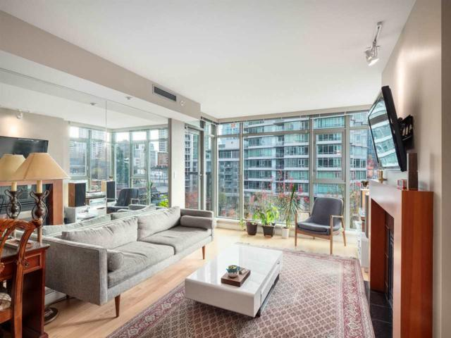 1680 Bayshore Drive #401, Vancouver, BC V6G 3H6 (#R2322682) :: TeamW Realty
