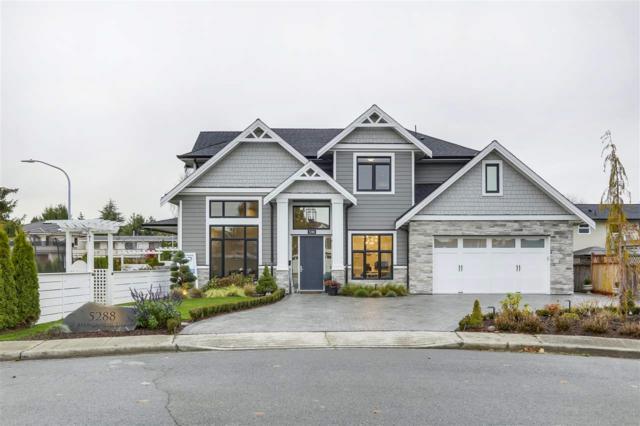 5288 Merganser Drive, Richmond, BC V7E 3W6 (#R2322725) :: West One Real Estate Team