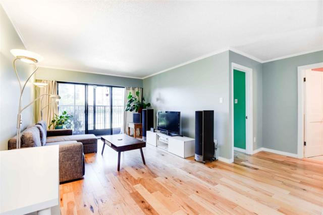 3787 W 4TH Avenue #308, Vancouver, BC V6R 1P4 (#R2322788) :: West One Real Estate Team