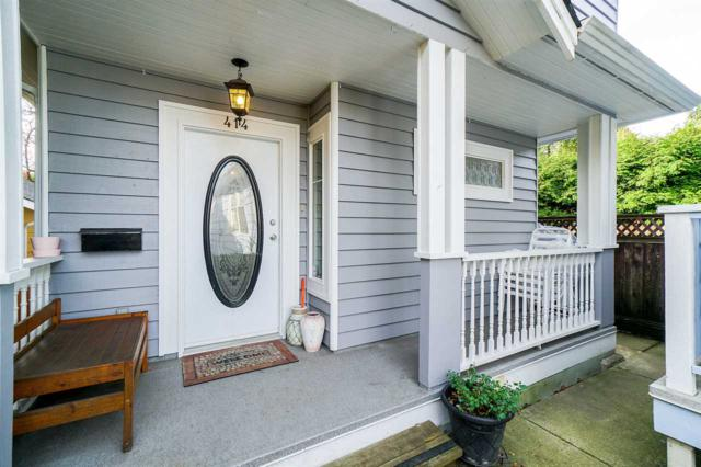 414 Fourth Street, New Westminster, BC V3L 2V4 (#R2322848) :: Vancouver House Finders