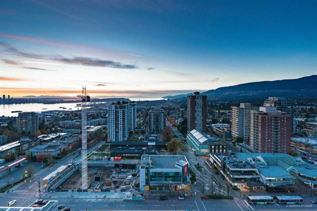 125 E 14TH Street #1905, North Vancouver, BC V7L 0E6 (#R2322860) :: West One Real Estate Team