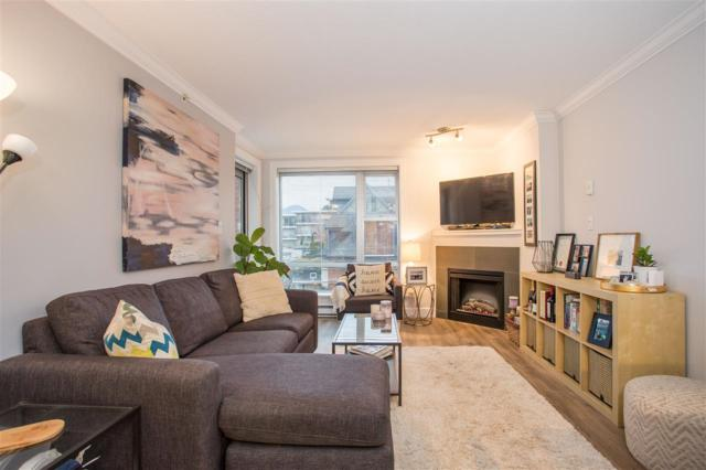 3811 Hastings Street #507, Burnaby, BC V5C 2H7 (#R2322867) :: West One Real Estate Team