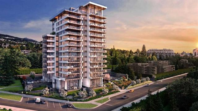 2289 Bellevue Avenue Th1, West Vancouver, BC V7V 1C9 (#R2322873) :: Vancouver House Finders