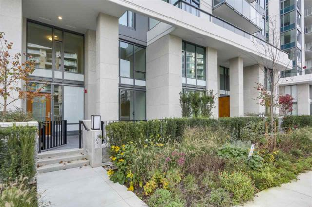 1678 Pullman Porter Street #103, Vancouver, BC V6A 0H4 (#R2323022) :: West One Real Estate Team