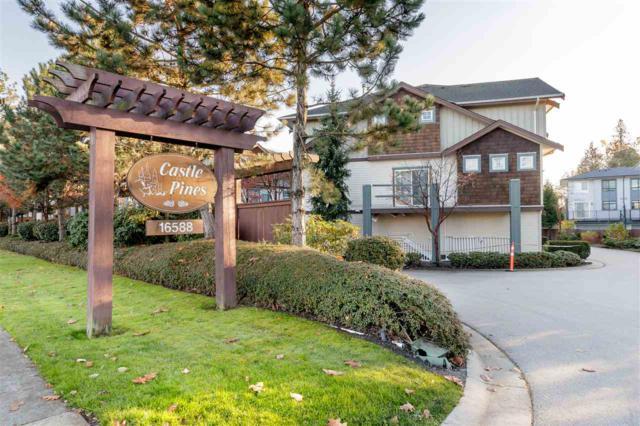 16588 Fraser Highway #35, Surrey, BC V4N 0G5 (#R2323036) :: Vancouver House Finders