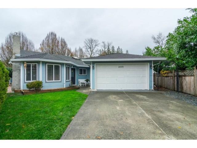 21578 94A Avenue, Langley, BC V1M 2A5 (#R2323046) :: Premiere Property Marketing Team