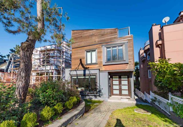 3641 W 14TH Avenue, Vancouver, BC V6R 2W6 (#R2323069) :: West One Real Estate Team