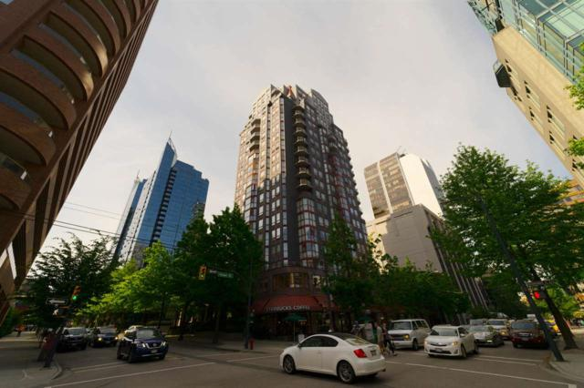 811 Helmcken Street #1901, Vancouver, BC V6Z 1B1 (#R2323162) :: West One Real Estate Team