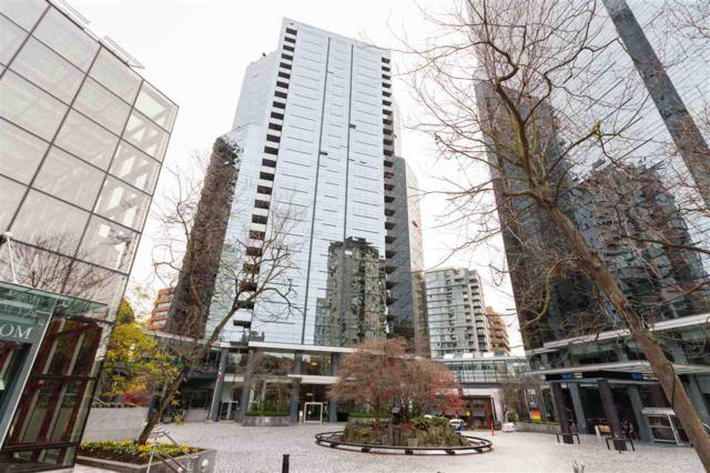1050 Burrard Street #407, Vancouver, BC V6Z 2R9 (#R2323192) :: West One Real Estate Team