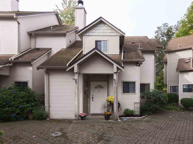 98 Begin Street #7, Coquitlam, BC V3K 6M9 (#R2323196) :: West One Real Estate Team