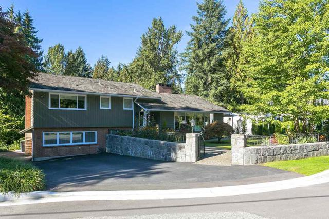 2955 Brookridge Drive, North Vancouver, BC V7R 3A7 (#R2323203) :: West One Real Estate Team
