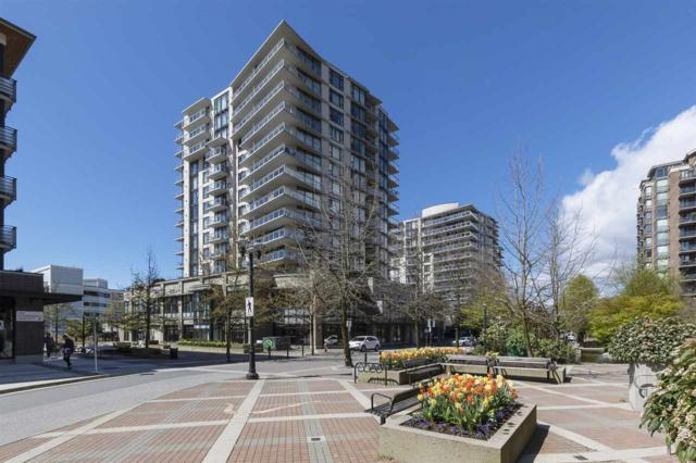 155 W 1ST Street #1407, North Vancouver, BC V7M 3N8 (#R2323208) :: West One Real Estate Team