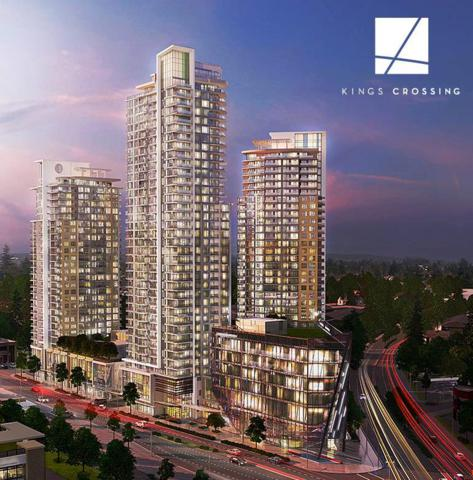 7358 Edmonds Street #2705, Burnaby, BC V0V 0V0 (#R2323227) :: Vancouver House Finders