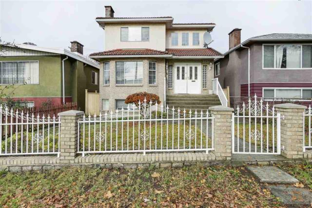 3231 E Broadway Avenue, Vancouver, BC V5M 1Z9 (#R2323260) :: West One Real Estate Team