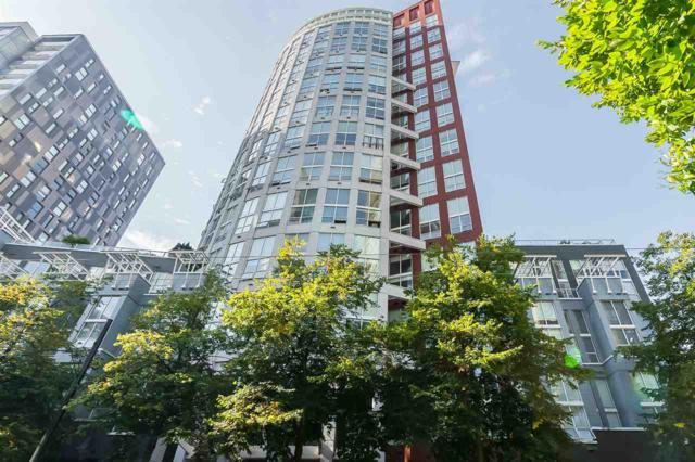 933 Seymour Street #313, Vancouver, BC V6B 6L6 (#R2323287) :: West One Real Estate Team