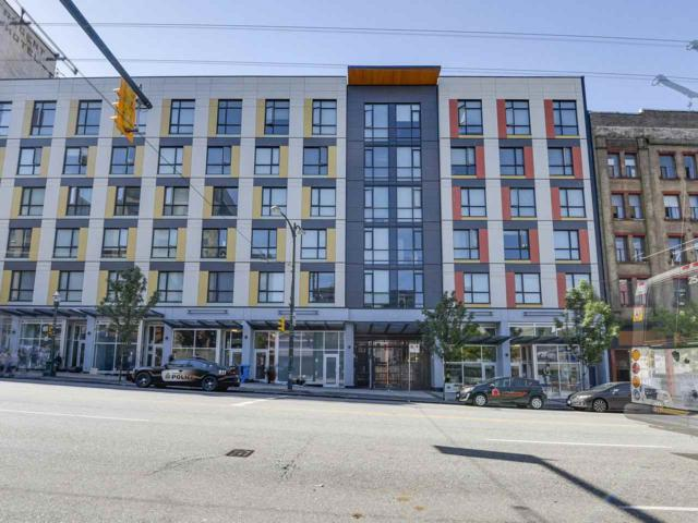 138 E Hastings Street #406, Vancouver, BC V6A 1N6 (#R2323303) :: Vancouver Real Estate