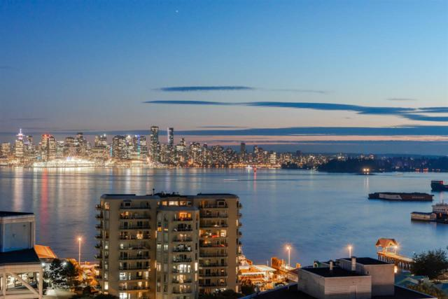 155 W 1ST Street #1505, North Vancouver, BC V7M 3N8 (#R2323310) :: West One Real Estate Team
