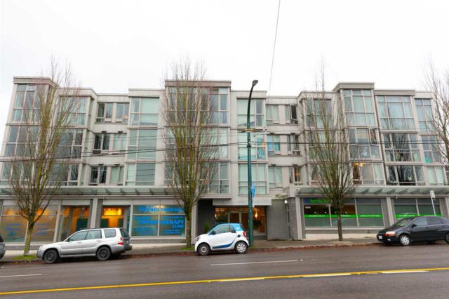 4838 Fraser Street #205, Vancouver, BC V5V 4H4 (#R2323448) :: West One Real Estate Team