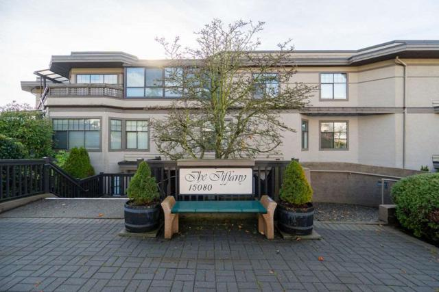 15080 Prospect Avenue #202, White Rock, BC V4B 2B7 (#R2323466) :: Vancouver House Finders