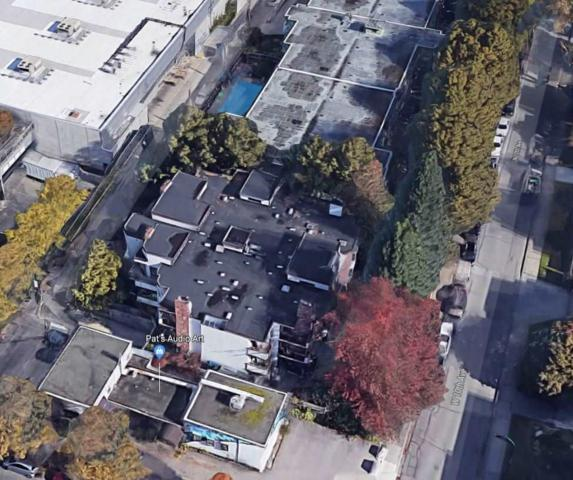 1775 W 10TH Avenue #307, Vancouver, BC V6J 2A4 (#R2323548) :: Vancouver Real Estate
