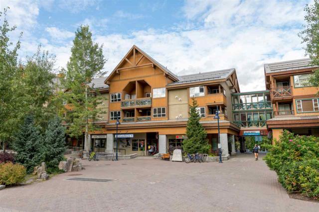 4360 Lorimer Road #224, Whistler, BC V0N 1B4 (#R2323573) :: West One Real Estate Team