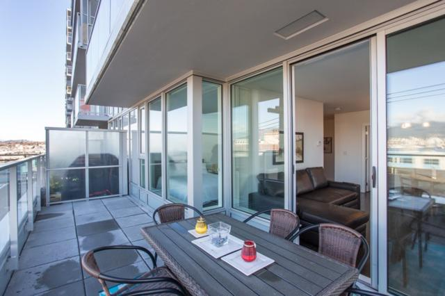 933 E Hastings Street #201, Vancouver, BC V6A 1R9 (#R2323595) :: West One Real Estate Team
