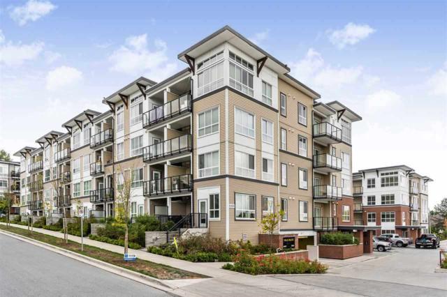 6438 195A Street #406, Surrey, BC V4N 6R5 (#R2323602) :: Homes Fraser Valley