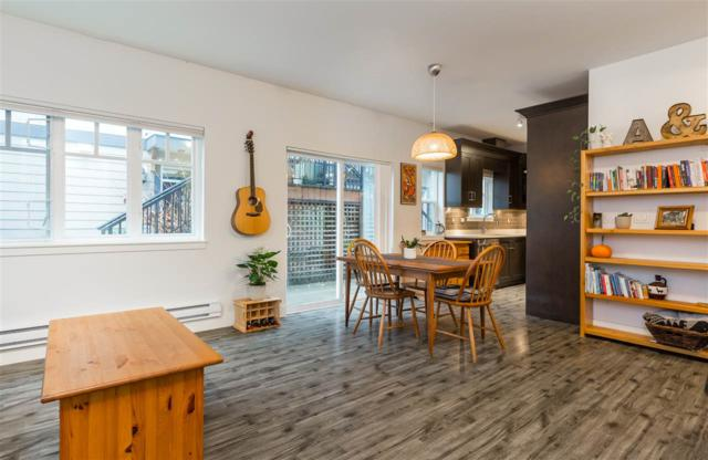 2263 Triumph Street #101, Vancouver, BC V5L 1L2 (#R2323690) :: West One Real Estate Team
