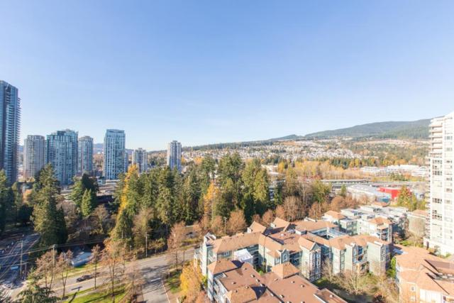 3071 Glen Drive #1801, Coquitlam, BC V3B 7R1 (#R2323729) :: West One Real Estate Team